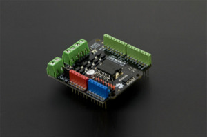 Gravity: 2x2A Motor Shield for Arduino Twin