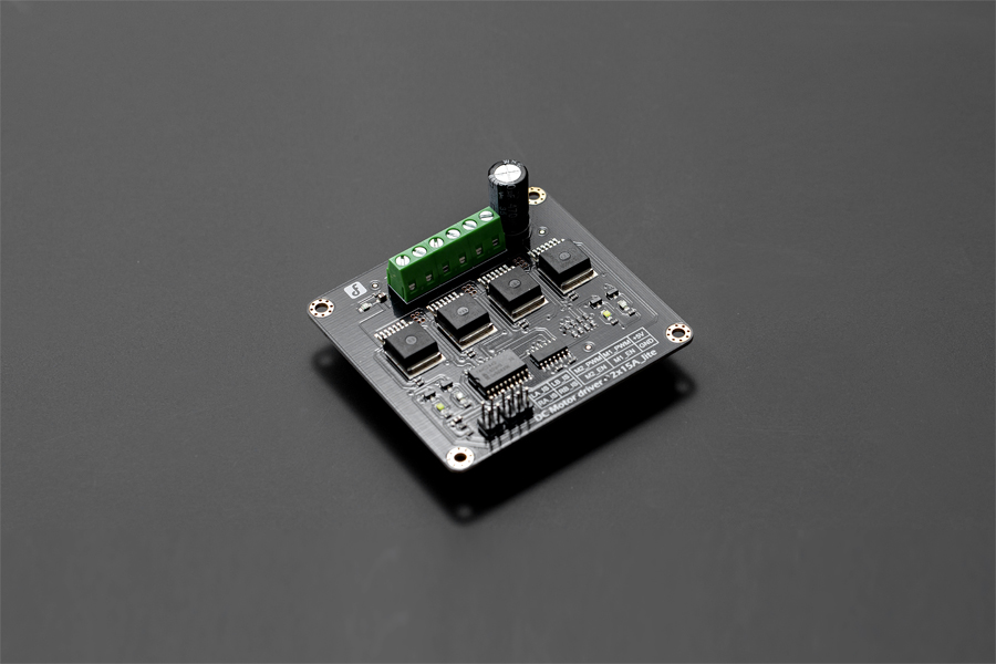 2×15A DC Motor Driver