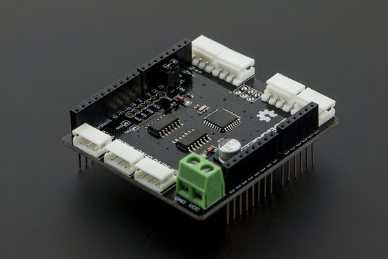 Smart Arduino Digital Servo Shield for Dynamixel AX