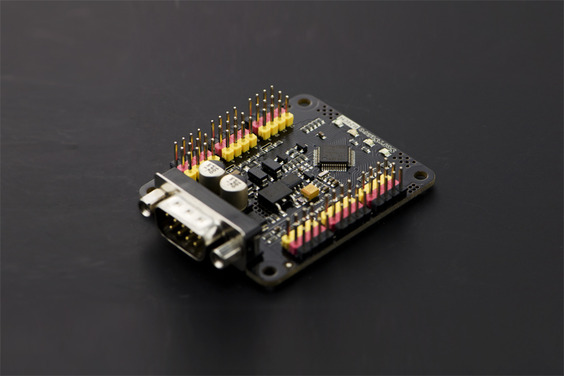SoftServo-B24CH (Servo Controller/ RC Signal Generator)(Discontinued)
