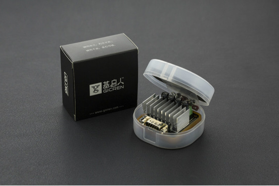 Booster-B24V2A5 (Brushed DC Motor Controller/Dual H-bridge)(Discontinued)