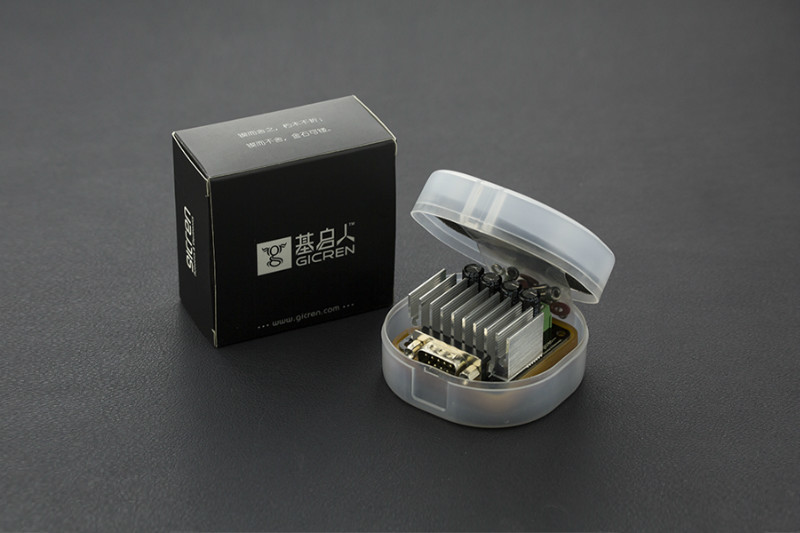 Booster-B36V2A5 (Brushed DC Motor Controller/Dual H-bridge)(Discontinued)