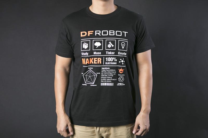 DFRobot Maker T-shirt (L) (Discontinued)