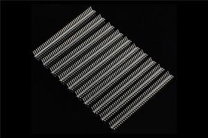 40  Pin Break Away Male Header- Right Angle-10 PCS
