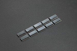 Arduino Female Header-8 Pins(10 Pcs)
