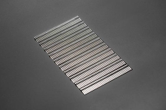40  Pin Break Away Male Header- Long Straight-10 PCS