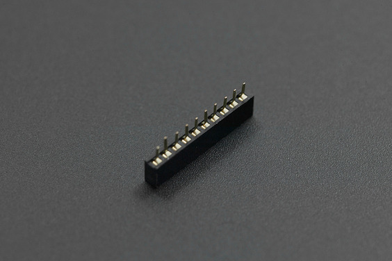 2mm 10pin XBee Socket(Discontinued)