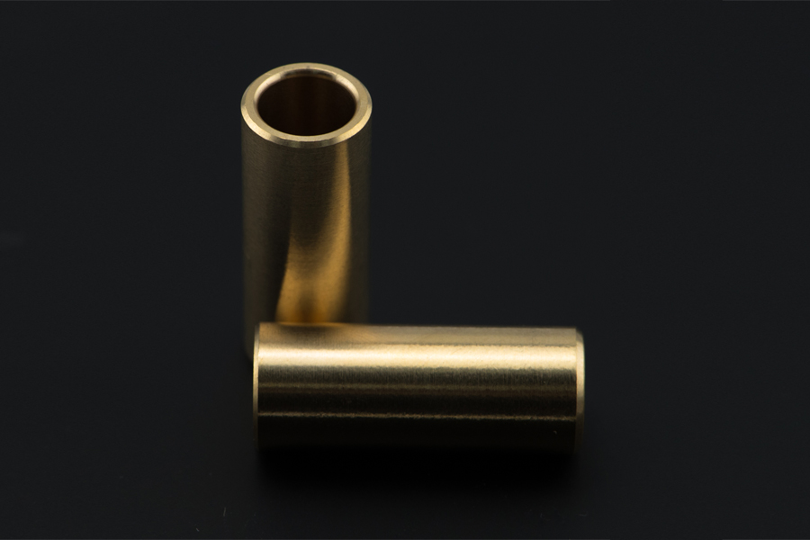 8mm brass sliders (2 pcs)