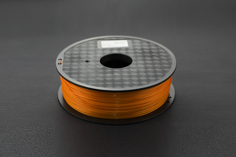 1.75mm PLA (1kg) - Orange(Discontinued)