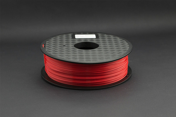 1.75mm PLA (1kg) - Red(Discontinued)