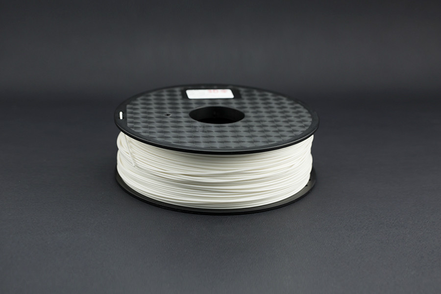 1.75mm PLA (1kg) - White(Discontinued)
