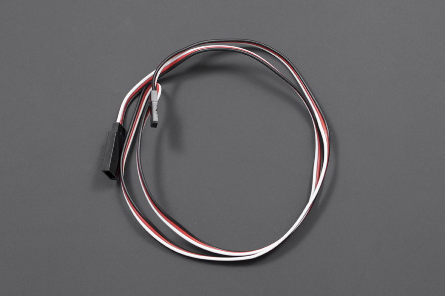 "Servo Extension Cable 600mm (23.62"")"