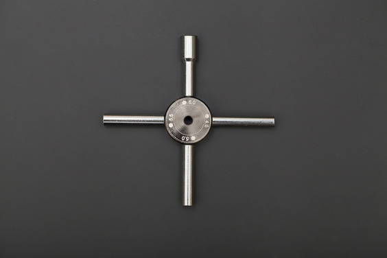 Medium Cross Wrench (Discontinued)