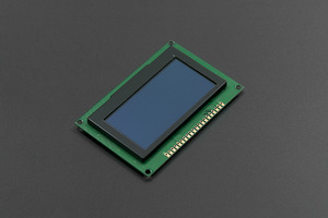 "2.7"" OLED 128x64 Display Module"