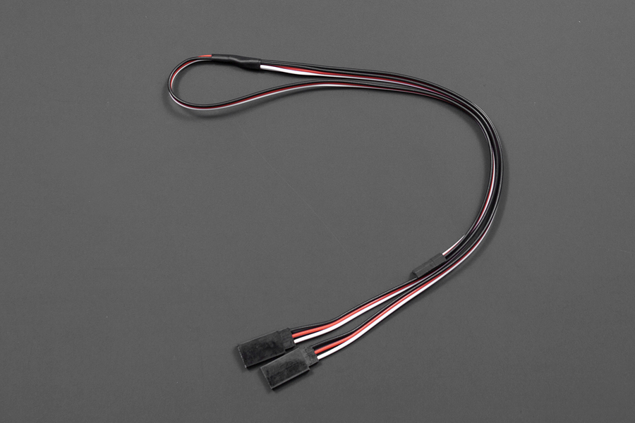 Servo Y Extension Cable (500mm)