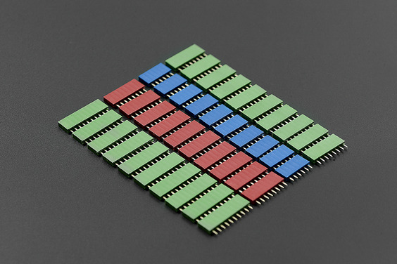 Color RGB Header (40pcs) (Discontinued)