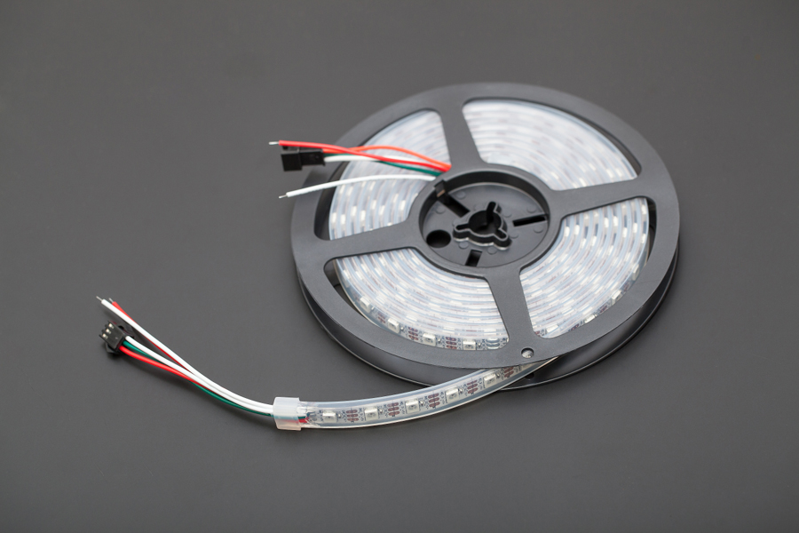 Digital RGB LED Strip 180 LED - (3m)(weatherproof)