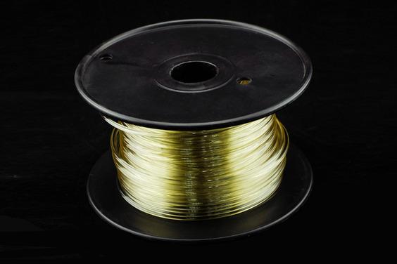 3.0mm PVA PVA Water-Soluble Filament (0.5kg)(Discontinued)