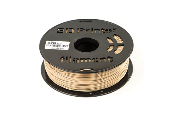 1.75mm PLA (1kg) - Wood(Discontinued)