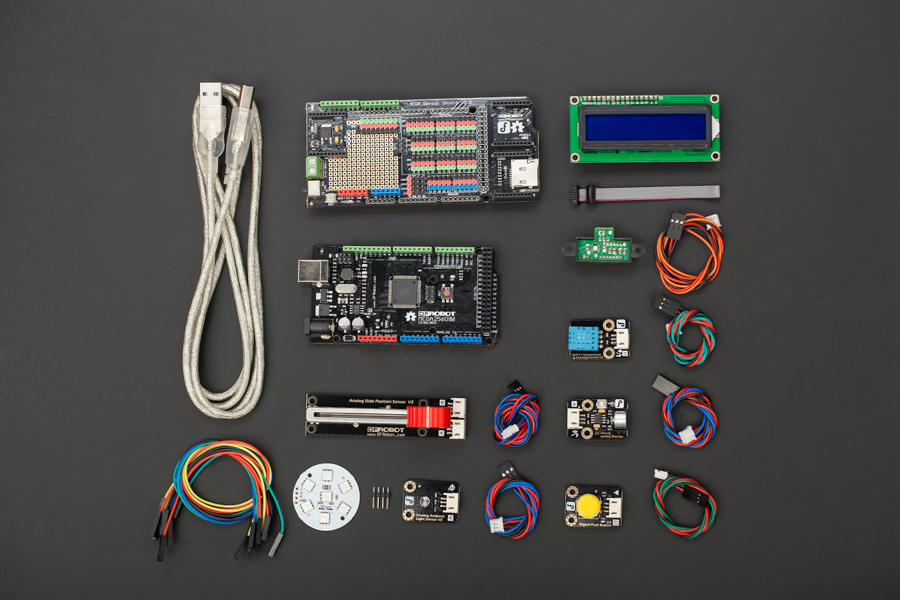 DFRduino Mega Kit(Discontinued)
