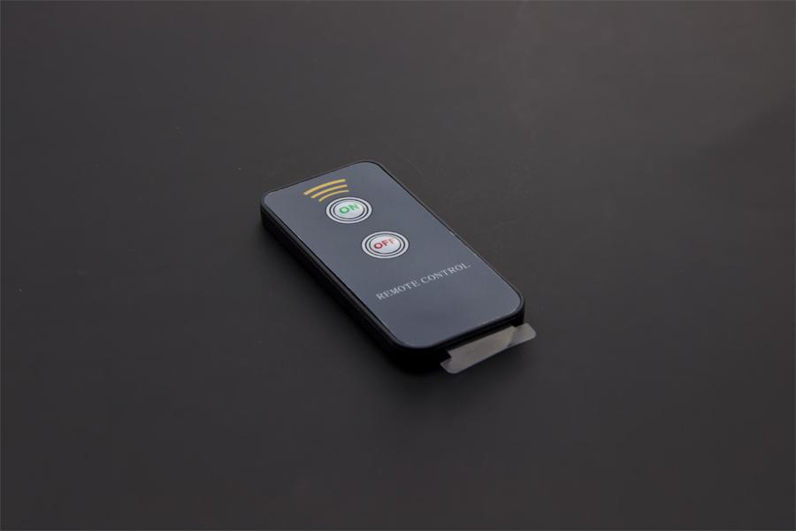 IR Remote Controller (2-Key)