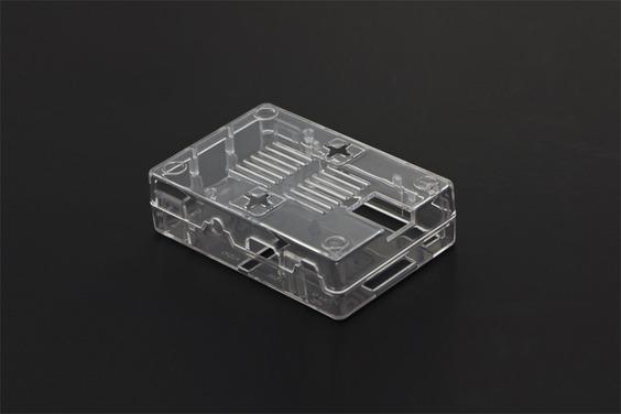 Transparent Plastic Enclosure for Raspberry Pi B+/2B/3B(Discontinued)