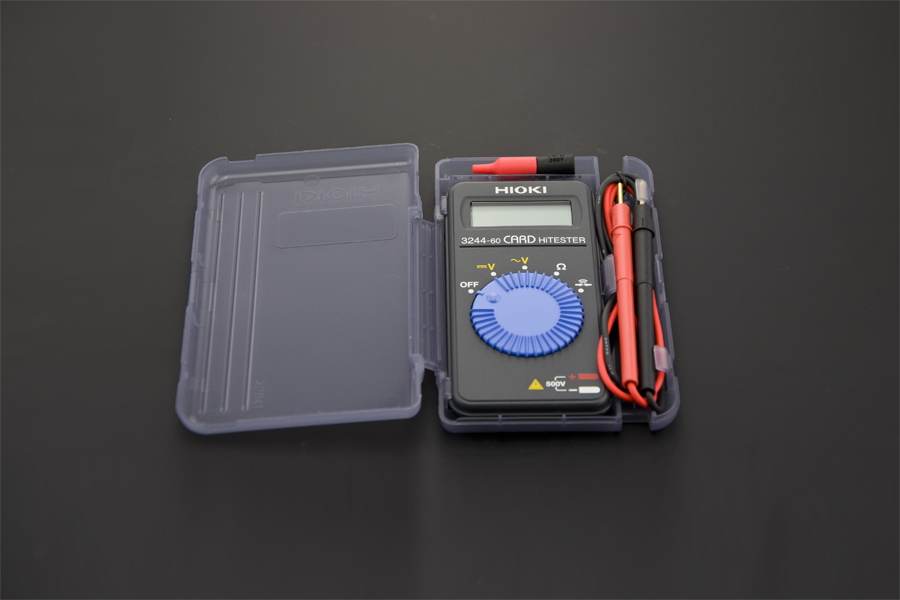 Digital Card Multimeter
