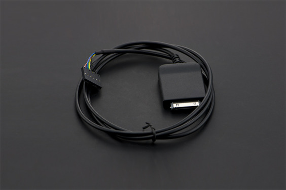 TTL Serial Cable for iOS (C2-TTL)(Discontinued)