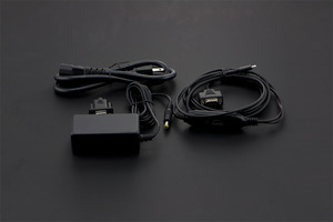 Lightning Serial+ Power Cable for iOS (L4-DB9PV)