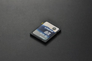 SD Card for OverLord 3D Printer (8G SDHC)