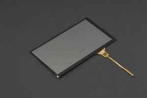 "7"" Capacitive Touch Panel Overlay for LattePanda V1.0 IPS Display"