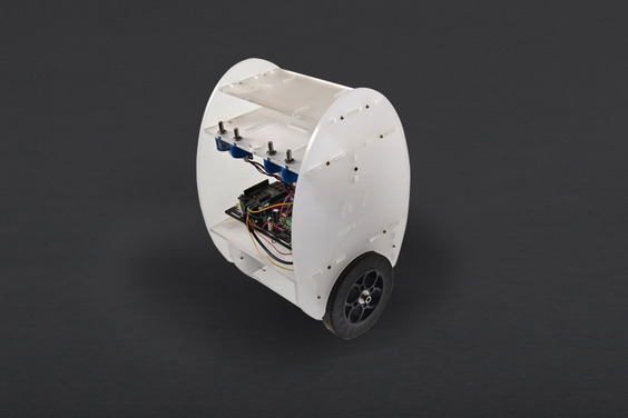 2-Wheel Balancing Robot Kit