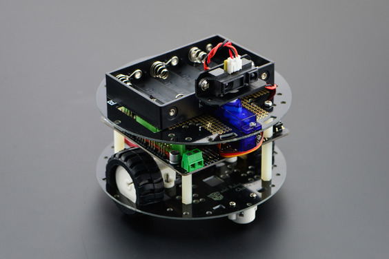 MiniQ Discovery Robot Kit for Arduino