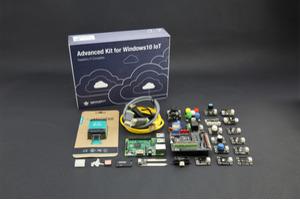 Gravity: Advanced Kit for Raspberry Pi 2 (Windows 10 IoT Compatible)