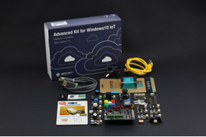 Advanced Kit for Raspberry Pi 2/3 without Pi(Discontinued)