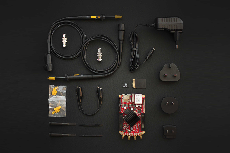 Red Pitaya Diagnostic Kit (Discontinued)