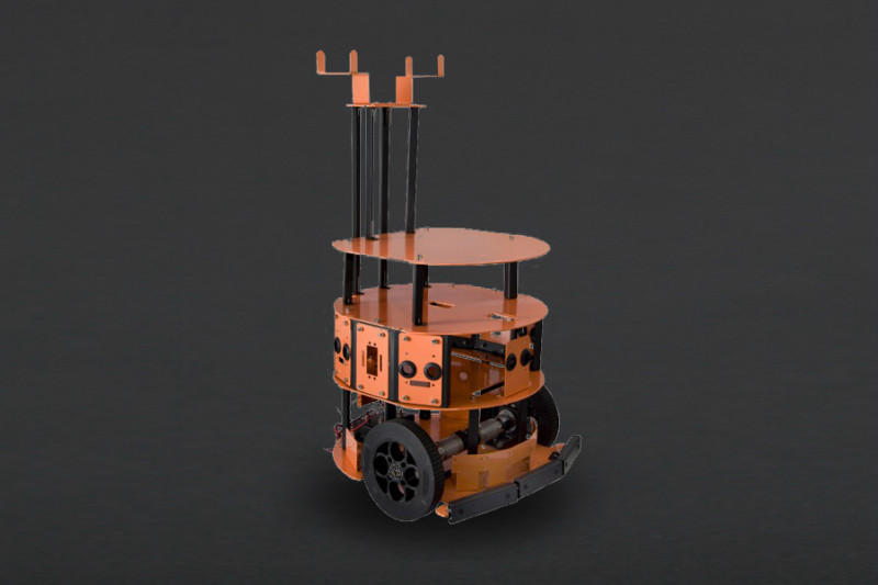 HCR - Mobile Robot Platform (Support Kinect)