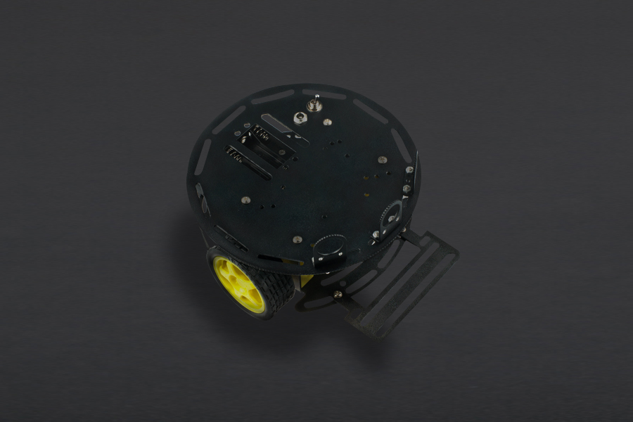 Turtle: 2WD Mobile Robot Platform for Arduino
