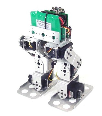 Biped robot kit- BRAT(Discontinued)