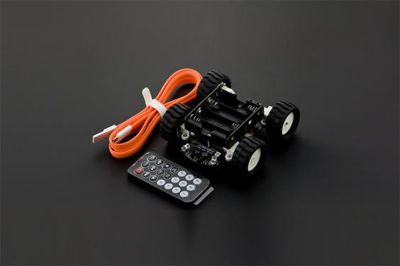 4WD MiniQ Arduino Robot V2.0