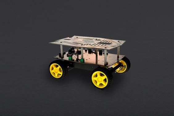 Cherokey: 4WD Arduino Mobile Robot