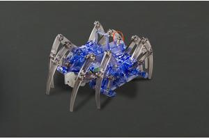DIY B/O Spider Robot