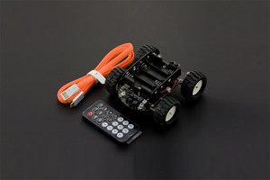 MiniQ 4WD Cross Country Arduino Mobile Robot