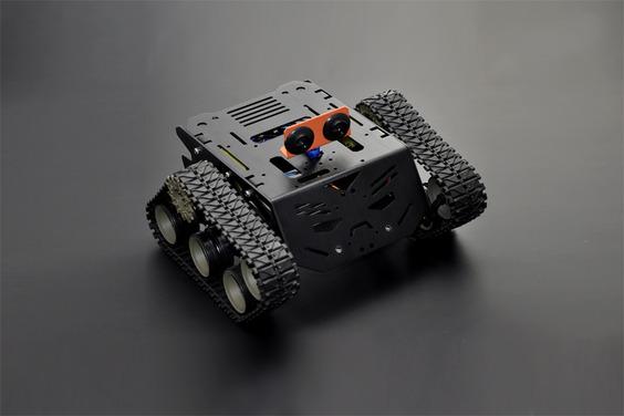 Devastator Tank Mobile Robot Platform (Metal DC Gear Motor)