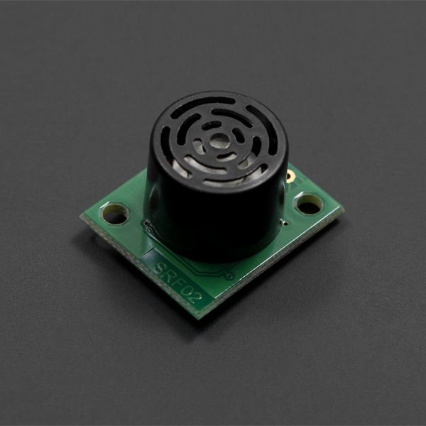 SRF02 ultrasonic sensor