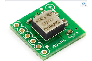 ADX Single Axis Gyroscope(Discontinued)