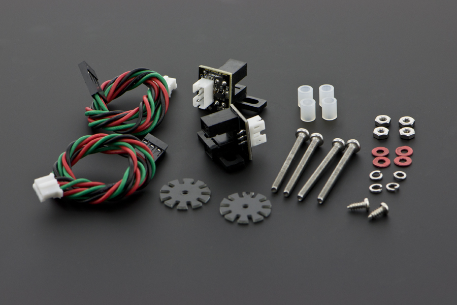 Gravity: TT Motor Encoders Kit