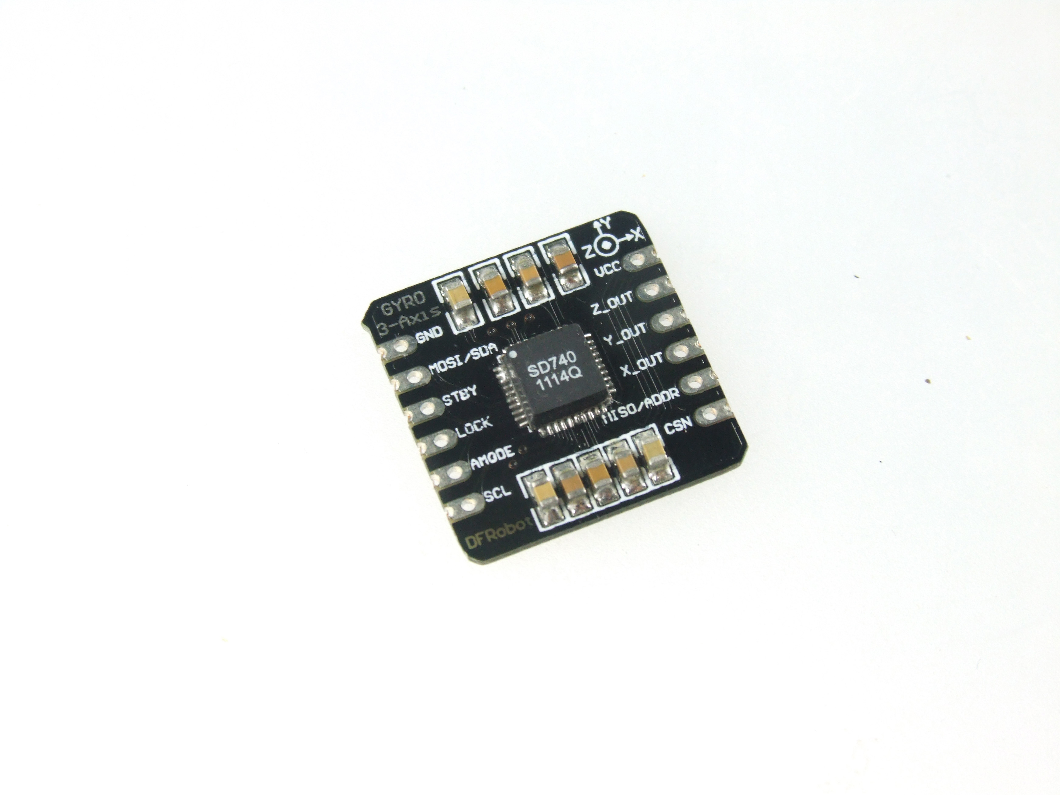 SD740 Triple Axis Gyro