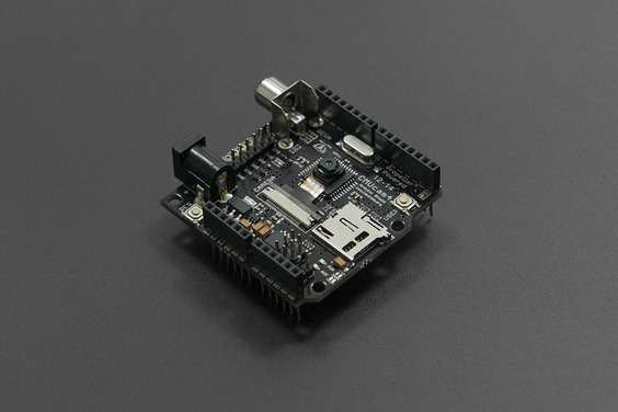 CMUcam4 Arduino Shield(Discontinued)