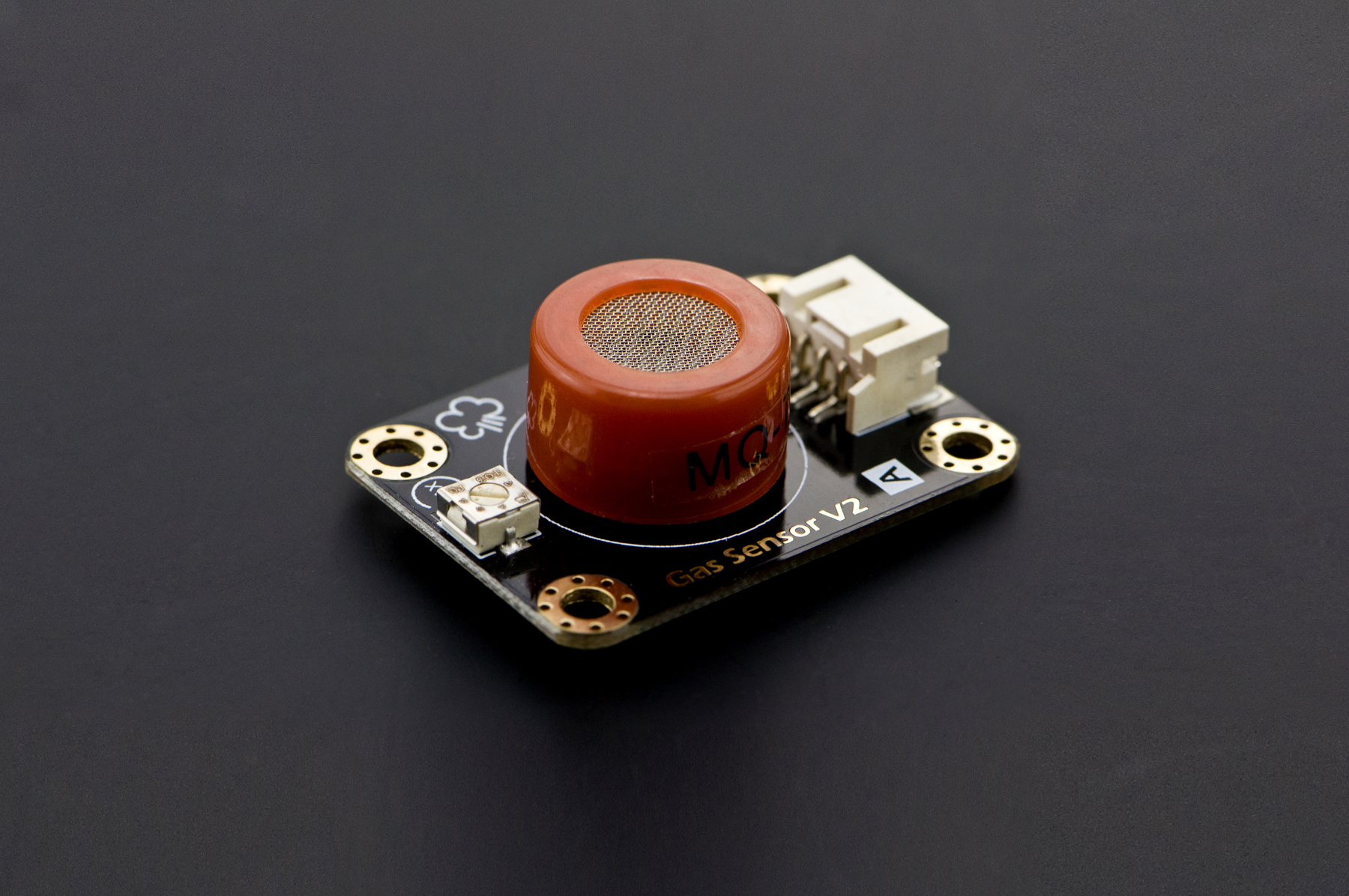 Gravity: Analog Carbon Monoxide Sensor (MQ7) For Arduino